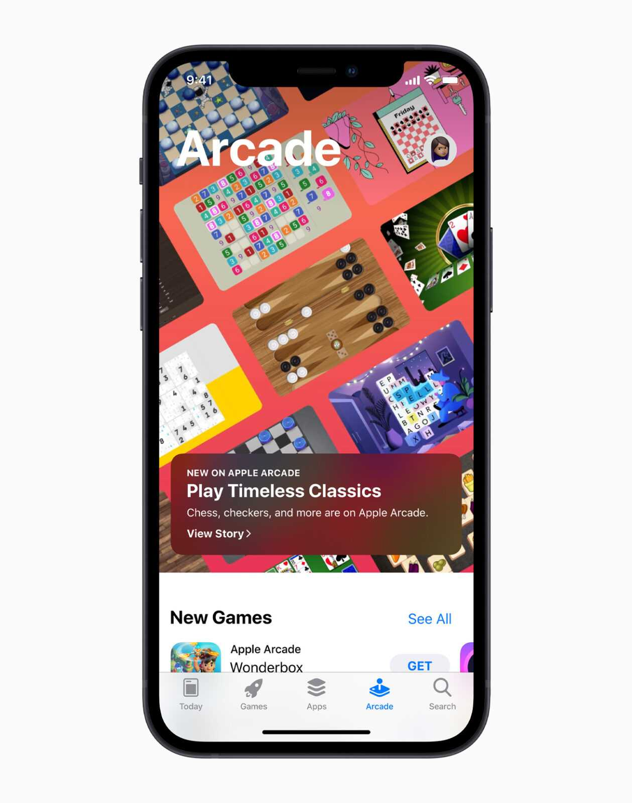 В коллекции Apple Arcade теперь более 180 игр (apple arcade launches more than 180 award winning games 2 040221)