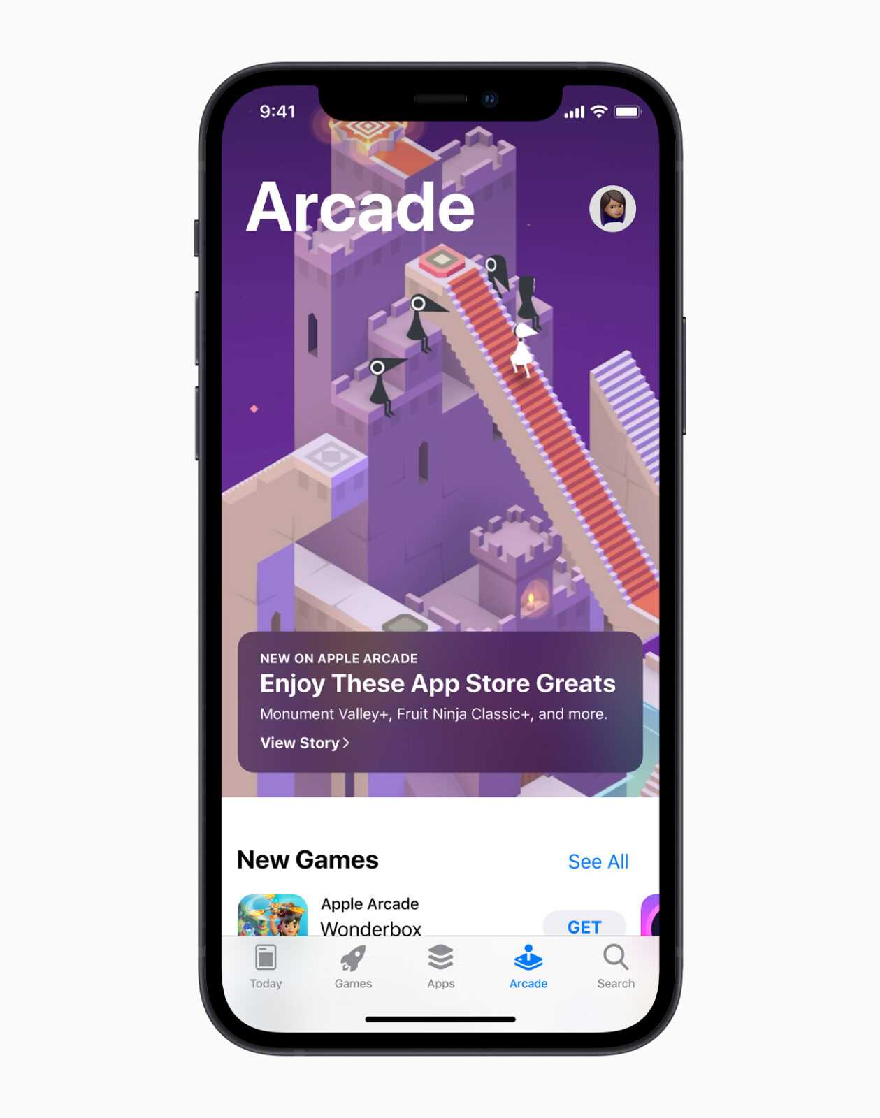 В коллекции Apple Arcade теперь более 180 игр (apple arcade launches more than 180 award winning games 3 040221)