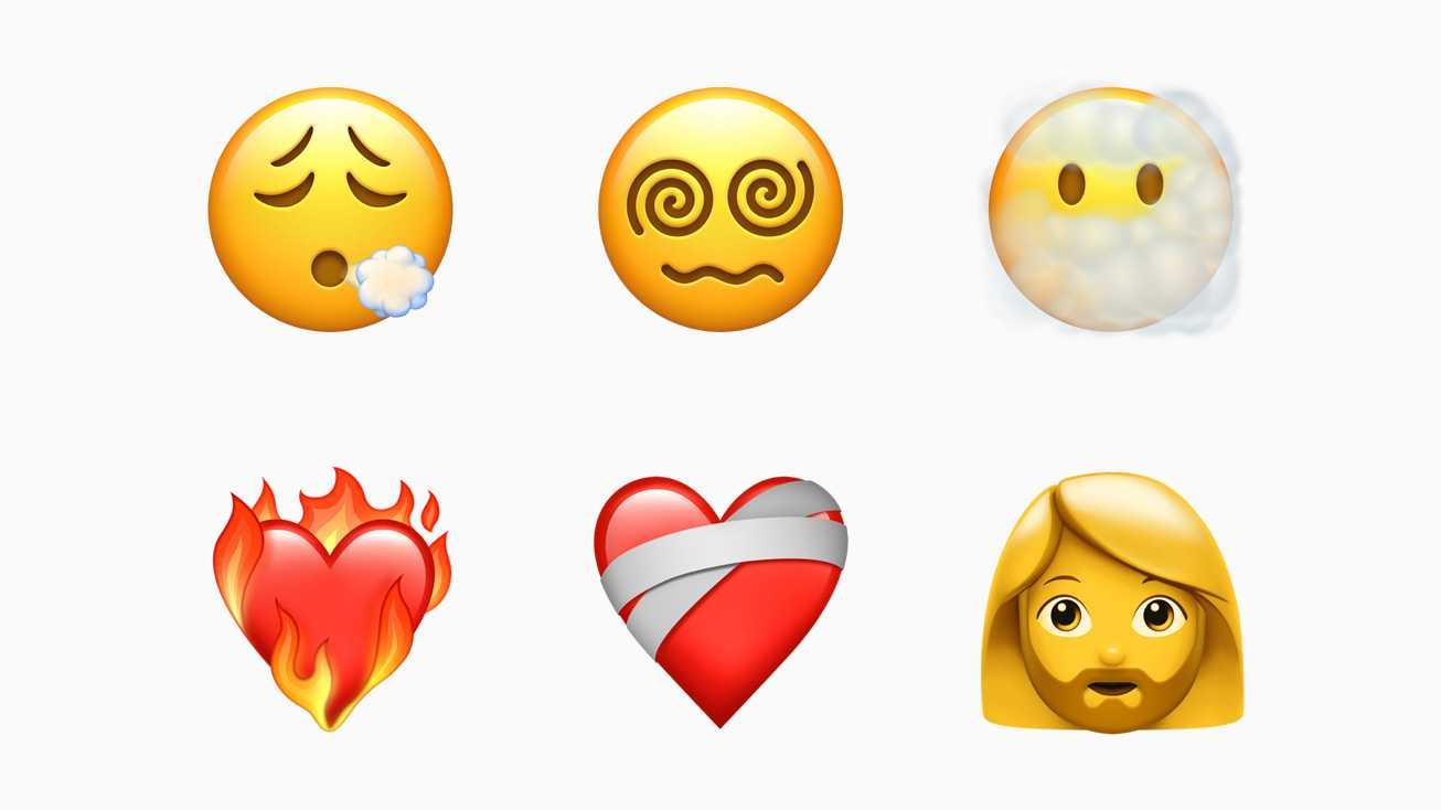 Apple выпустила обновление iOS 14.5: что изменилось (apple ios update emojis)