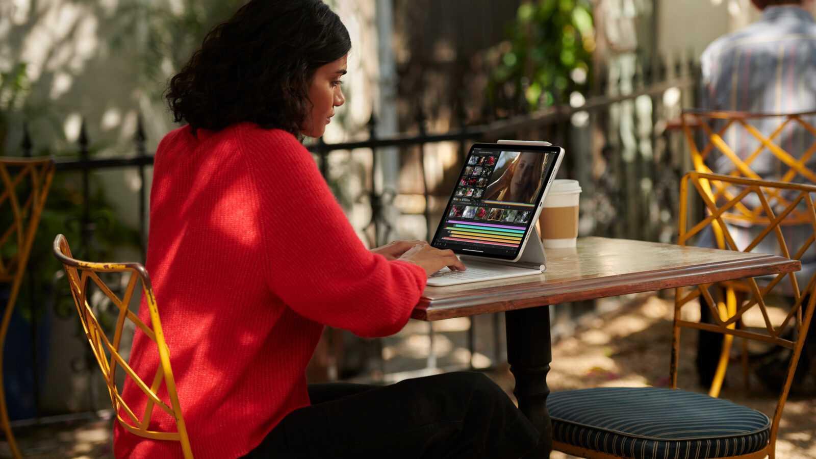 Apple представила новый iPad Pro (apple ipad pro spring21 5g connectivity 04202021)