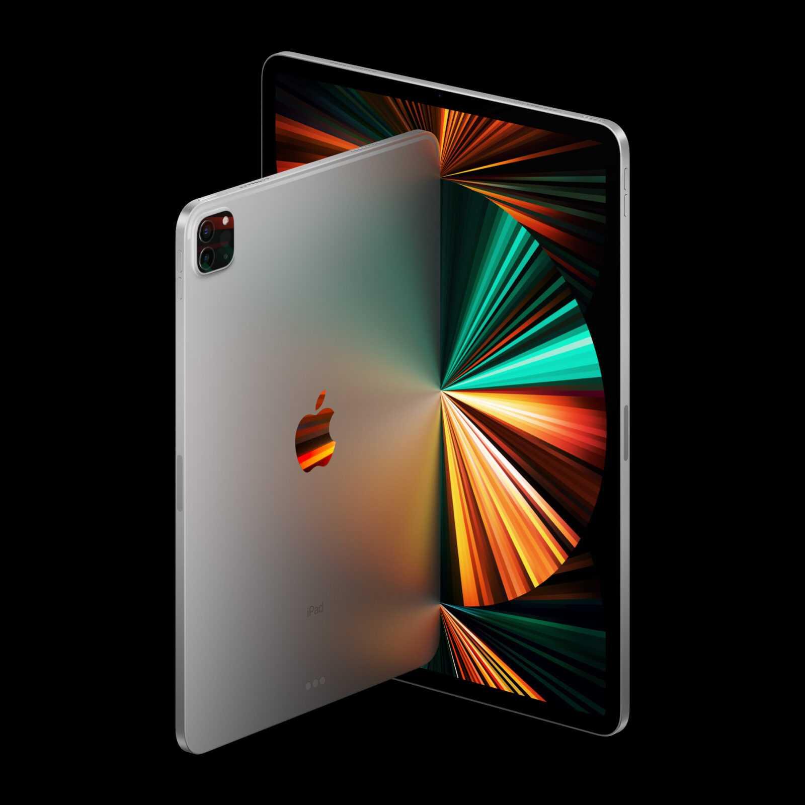 Apple представила новый iPad Pro (apple ipad pro spring21 hero 04202021)