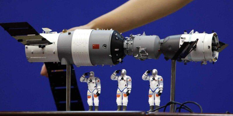 Новая космическая станция Китая официально вышла на орбиту (china tiangong 1 201803 e1521453160200)