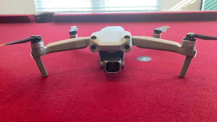 DJI может выпустить новый дрон Mavic Air 2S на этой неделе (dji air 2s pre launch photo 720x720 1)