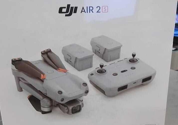 DJI может выпустить новый дрон Mavic Air 2S на этой неделе (dji air 2s pre launch photo packaging 768x542 1)