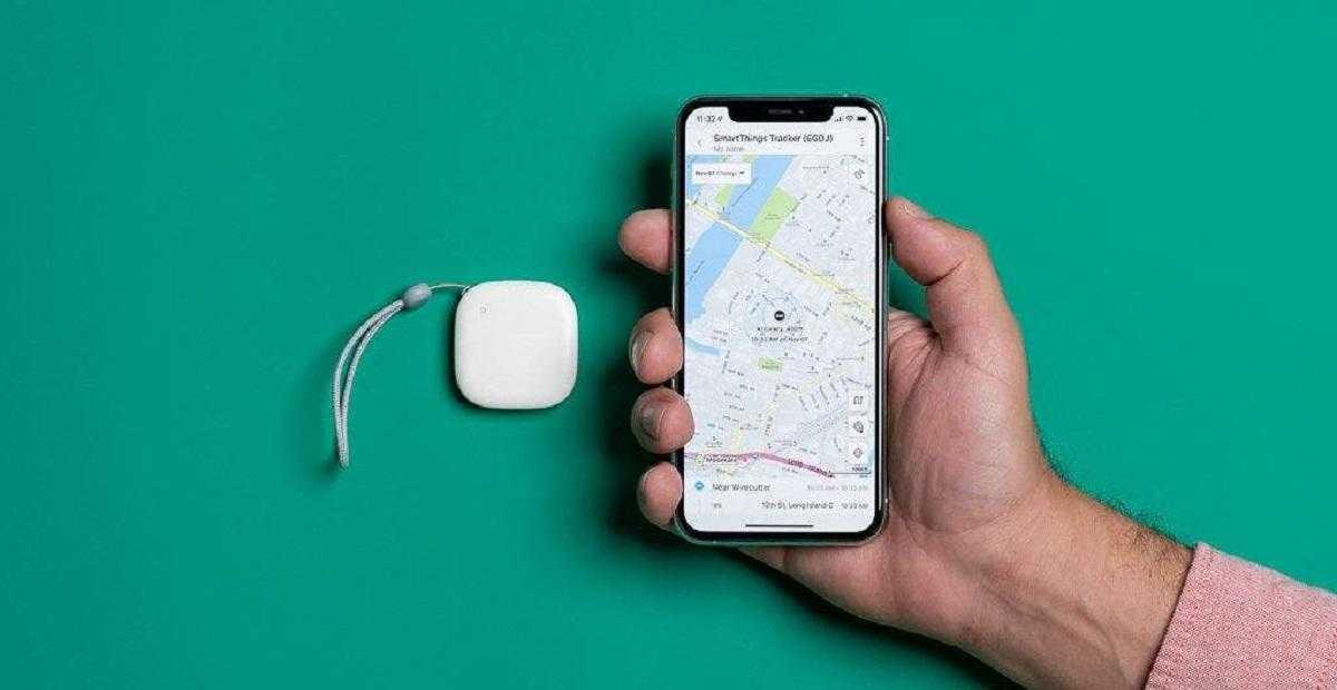 Samsung Smart Tag+