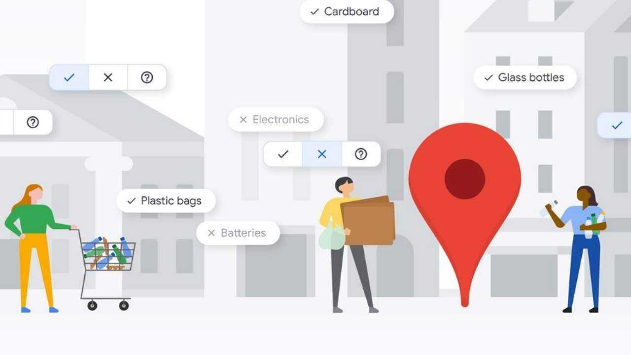 Карты Google могут отображать экологически чистые места и предприятия (earth day local guides recycle.max 1000x1000 1 1280x720 1)