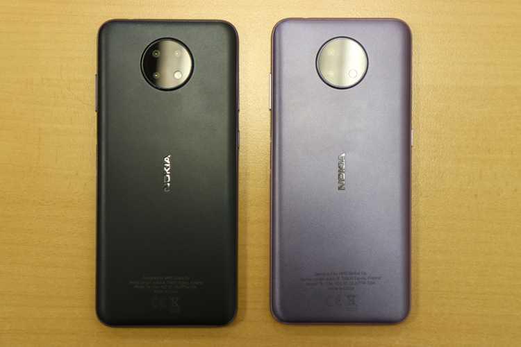 Nokia G20, G10 и C20 — бюджетные смартфоны с хорошими аккумуляторами и интересными фишками (g10 1)