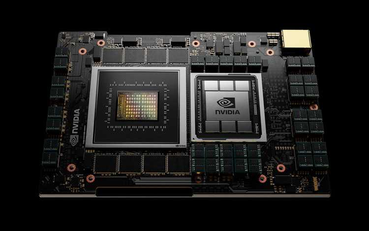 Акции Intel подешевели на 4% после анонса серверного процессора NVIDIA (grace1)