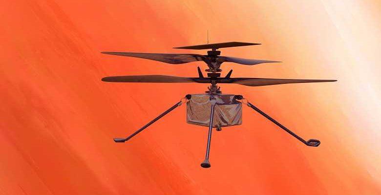 Историческое событие: на Марсе успешно прошёл первый полёт вертолёта Ingenuity (hero 01 introduction ingenuity large)