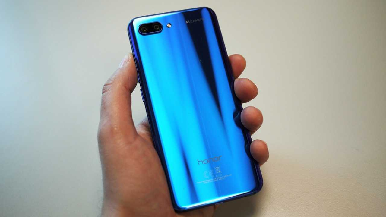 Honor готовит смартфон с Snapdragon 888 Pro на борту (honor 8x blue)