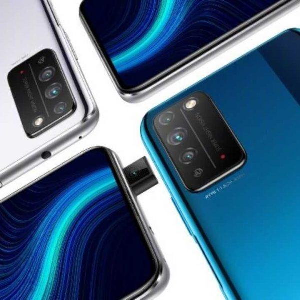 В сеть слили характеристики грядущего смартфона Honor X20 (honor x10 6 1280x720 1)