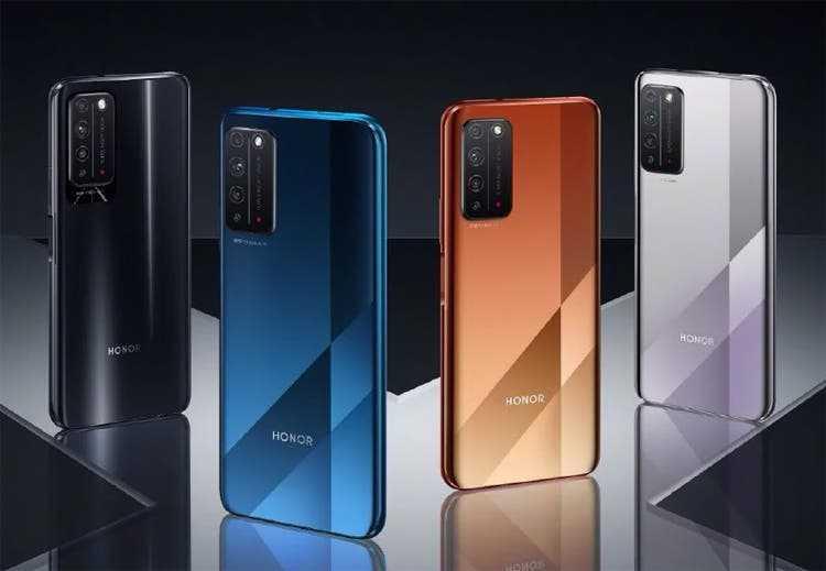 В сеть слили характеристики грядущего смартфона Honor X20 (honor)