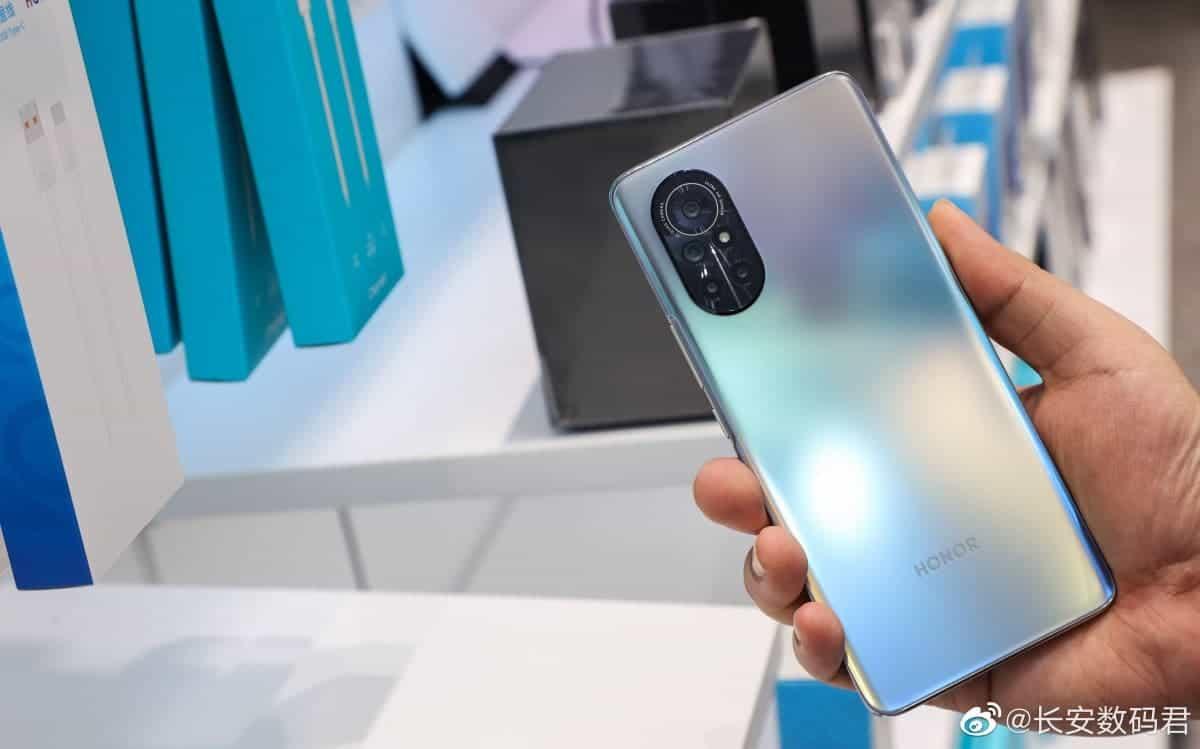 В сеть слили новые подробности о грядущей серии смартфонах Honor 50 (honorlike5)