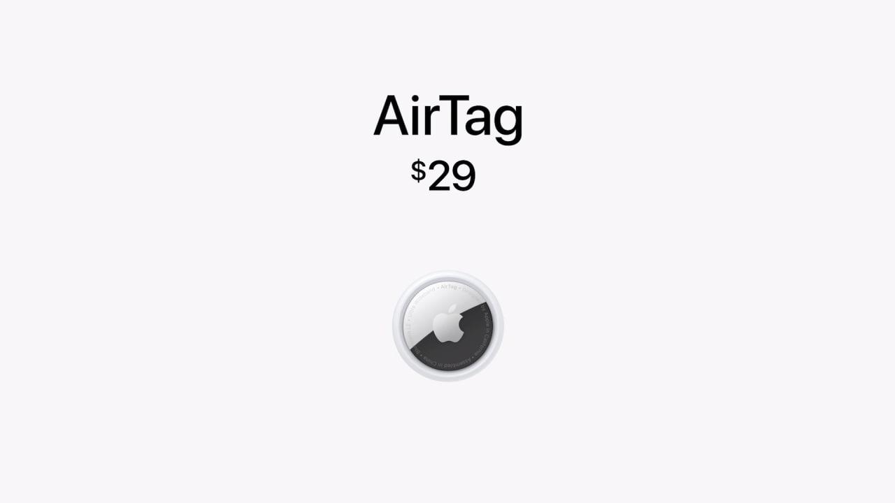 Apple представила метки AirTag (image 1)