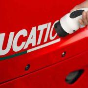 Ducati в ближайшее время не будет производить электрические мотоциклы (image)