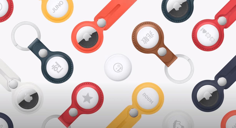 Apple представила метки AirTag (image)