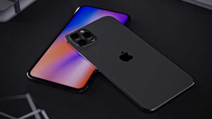 Через два года iPhone избавиться от выемки в дисплее (iphone 12 696x392 1)