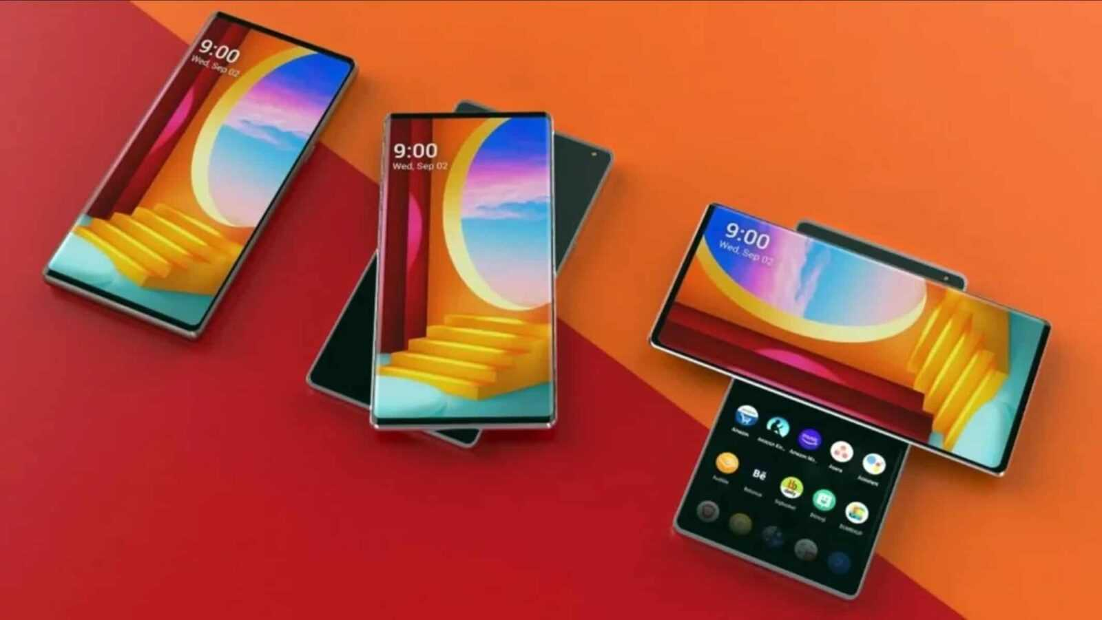 LG подтвердила, что закрывает мобильное направление (lg wing)