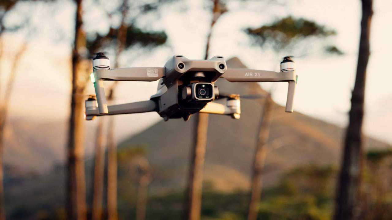 Дрон DJI Air 2S получил 5K камеру с автоматическим редактированием видео