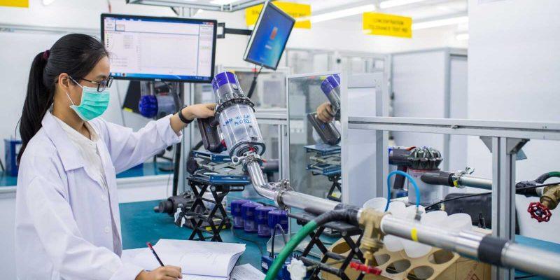 Dyson инвестирует 2,7 млрд в исследование новых технологий (malaysia mdc no loss of suction lab february 2020 image scaled)