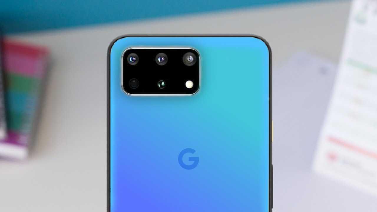Google Pixel 5a не будет мощнее предшественника (max res pixel 5)