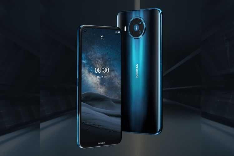 Смартфон Nokia 5G с камерой 108 МП и дисплеем QHD 120 Гц может быть в разработке (nokia 8.3 5g launched)