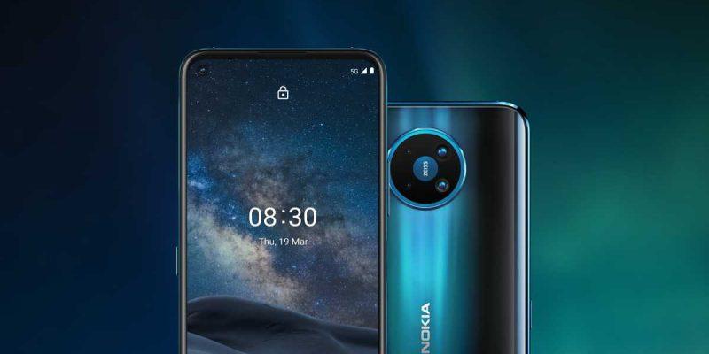 Смартфон Nokia 5G с камерой 108 МП и дисплеем QHD 120 Гц может быть в разработке (nokia 8 3 og)
