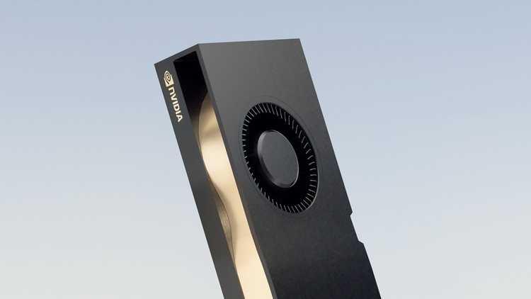 NVIDIA представила видеокарты с 24 Гб памяти на Ampere для профессиональной работы с графикой ()