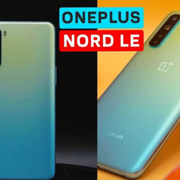 OnePlus выпустит Nord LE в единственном экземпляре (oneplus nord le 2)