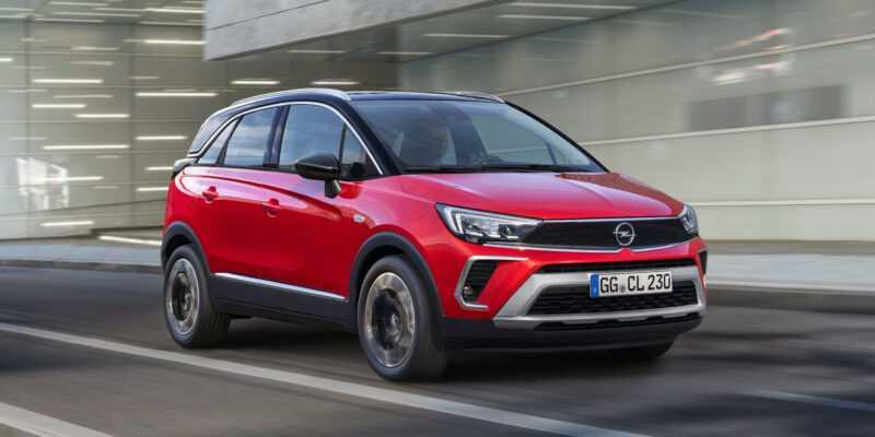 Opel объявляет старт продаж кроссовера Opel Crossland в России (opel crossland 2)