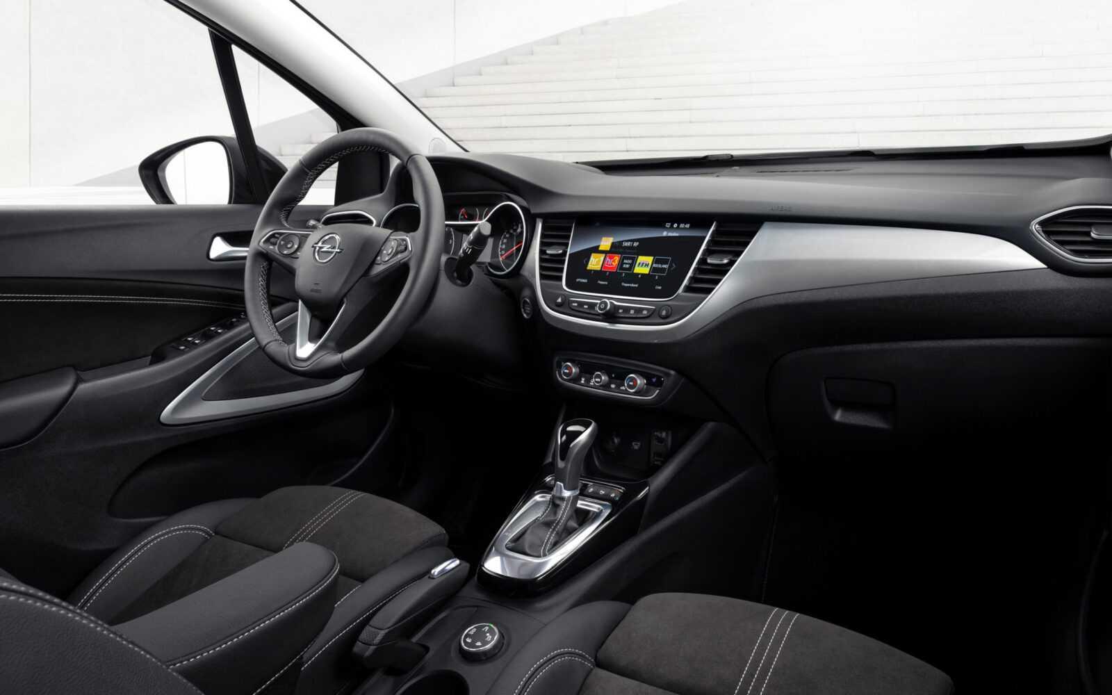 Opel объявляет старт продаж кроссовера Opel Crossland в России (opel crossland 7 scaled)