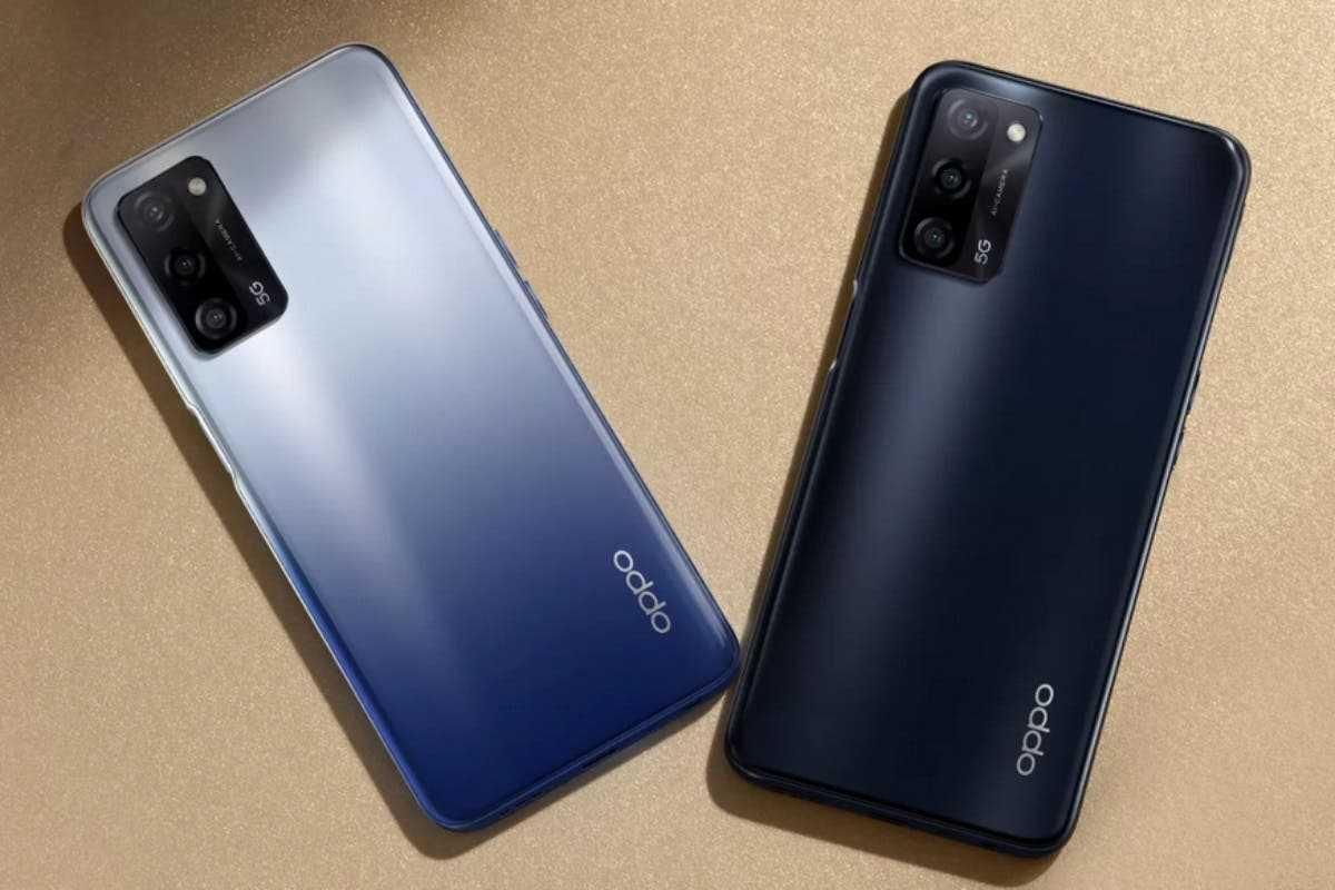 Oppo представила бюджетный смартфон Oppo A53s с экраном HD + и тройной камерой (oppo a53s)