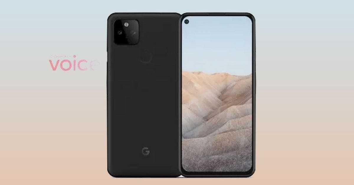 Google Pixel 5a не будет мощнее предшественника (pixel 5a)