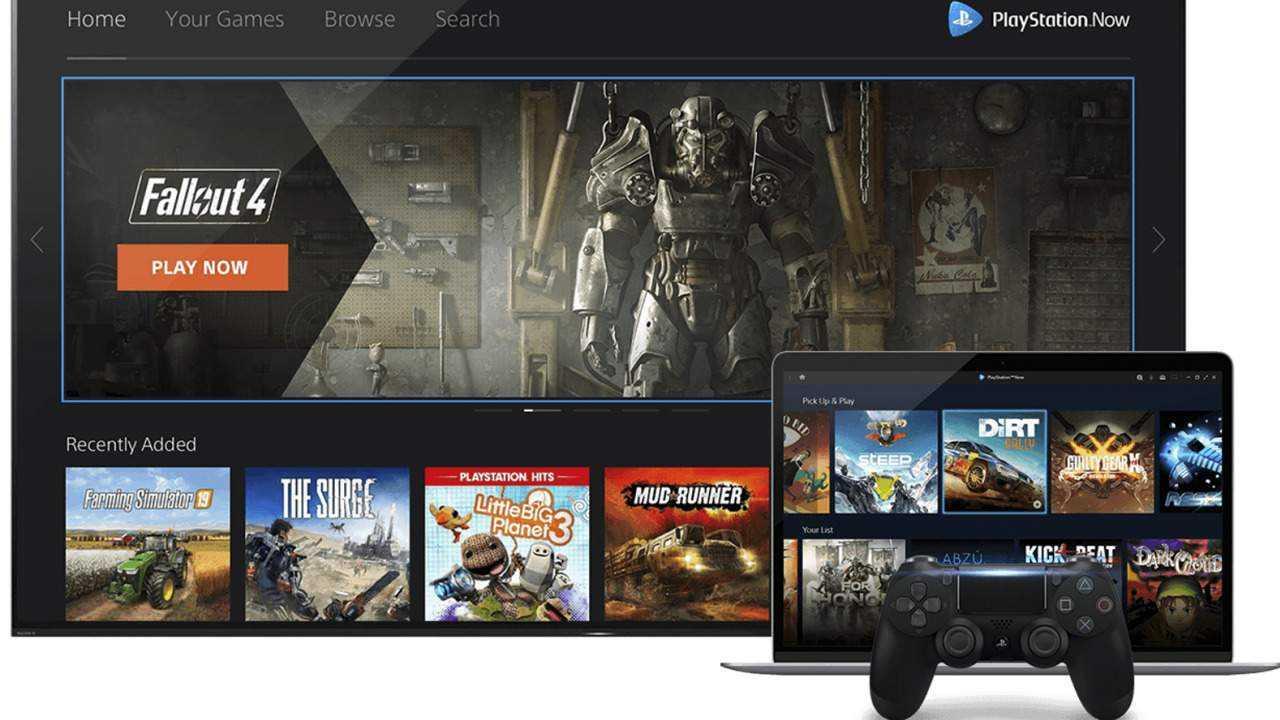 В PlayStation Now теперь можно играть с разрешением 1080p