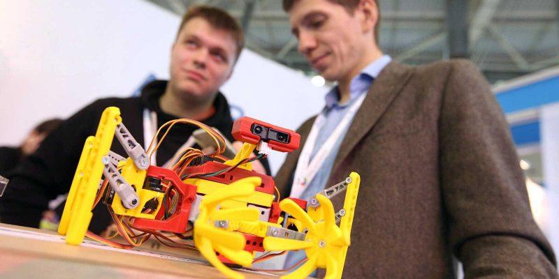 В Москве проведут соревнования по робототехнике DJI RoboMaster Youth (pyls robomaster9)
