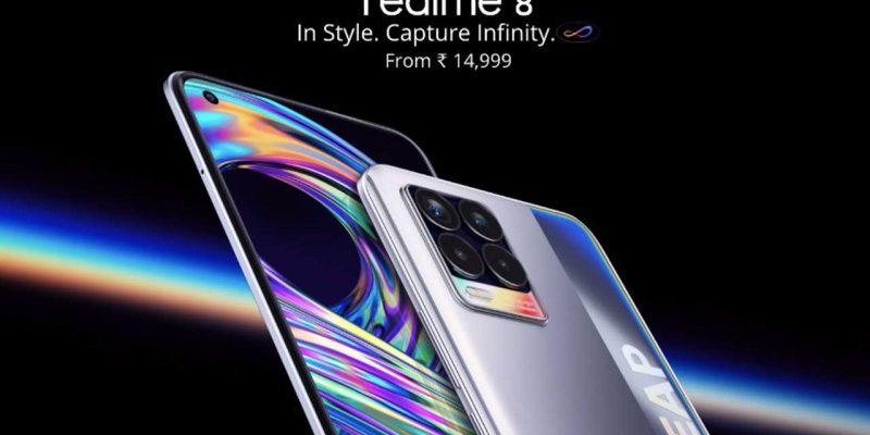 Приближается выпуск смартфона Realme 8 5G (realme 8 1)