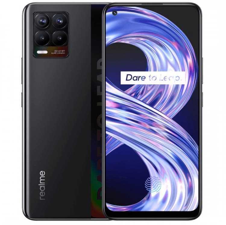 Приближается выпуск смартфона Realme 8 5G