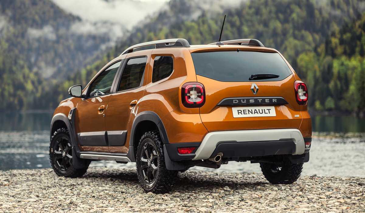 Renault Россия начинает экспортировать новый Duster в СНГ (renault duster2)