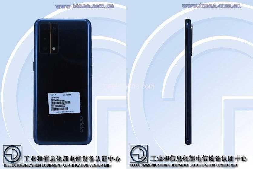 В сеть слили технические характеристики и официальные изображения Oppo Reno 6 (reno 6)