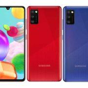 Samsung представила смартфон Galaxy M42 (samsung galaxy a41)