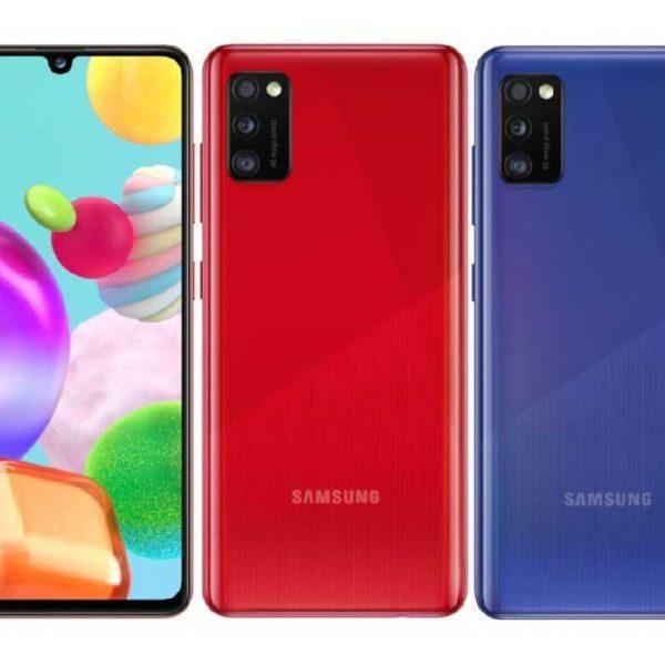 Samsung представила смартфон Galaxy M42 (samsung galaxy a41)