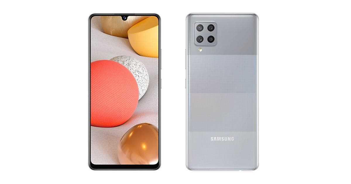 Раскрыты технические характеристики и дизайн смартфона Samsung Galaxy M42 (samsung galaxy m42 5g image feat)