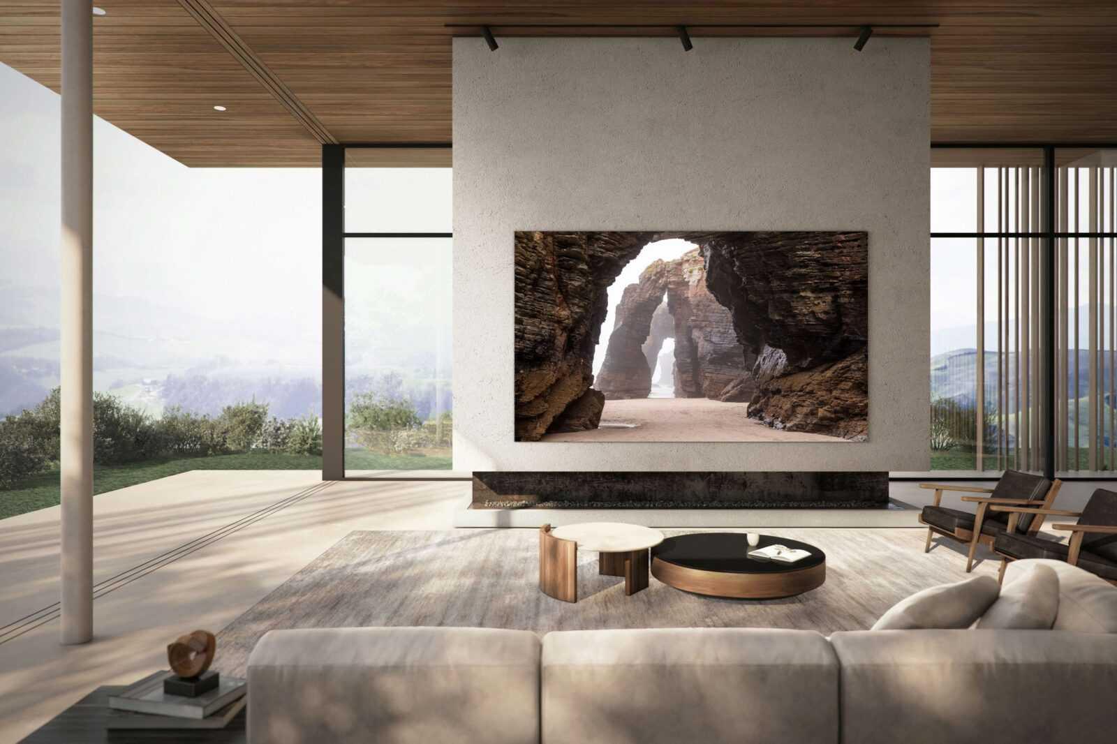 Компания Samsung представила новые телевизоры Neo QLED и Micro LED, и рассказала про технологии (samsung microled dl3)