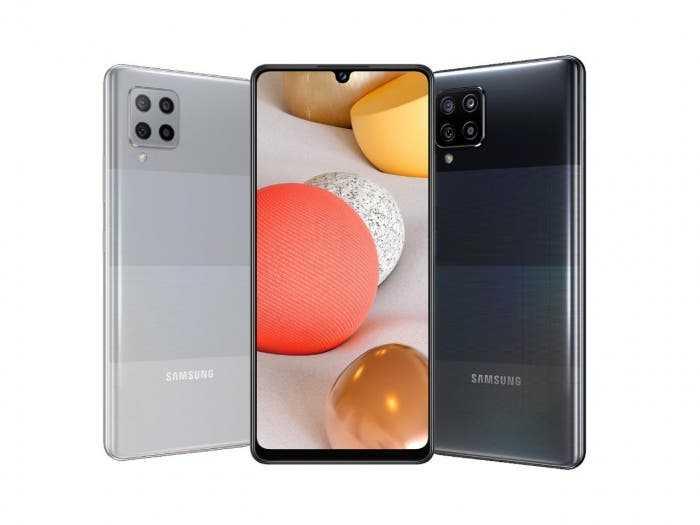 Раскрыты технические характеристики и дизайн смартфона Samsung Galaxy M42