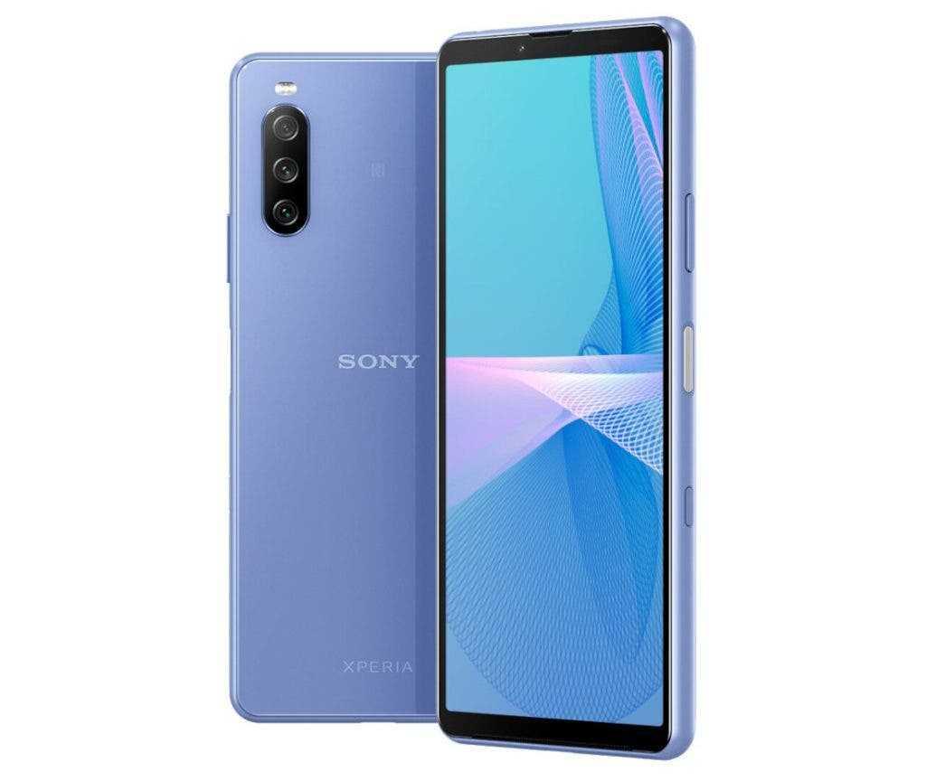 Sony представила новый смартфон Xperia 10 III (sony xperia 10 iii 1024x864 1)