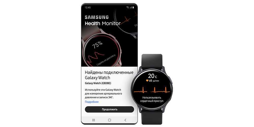 Функции измерения артериального давления и ЭКГ на Galaxy Watch3 и Galaxy Watch Active2 стали доступны в России (untitled 5)