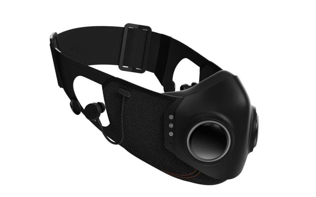 Фронтмен Black Eyed Peas представил свою умную защитную маску (will i am xupermask black 1024x640 1)