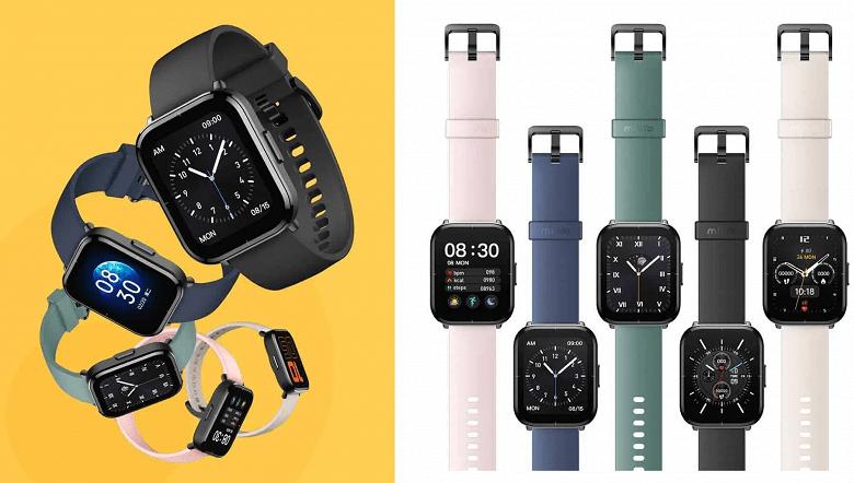 Представлены бюджетные умные часы Mibro Watch (1 5 large)