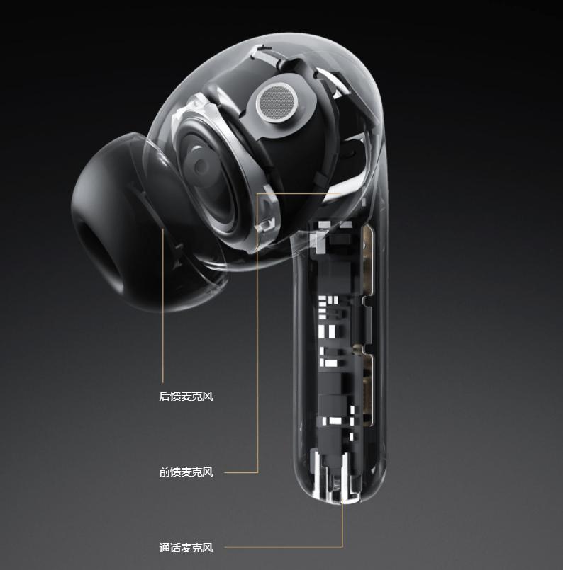 Xiaomi представила беспроводные наушники FlipBuds Pro (1)