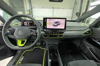 Volkswagen представил свой новый электромобиль (12 1)